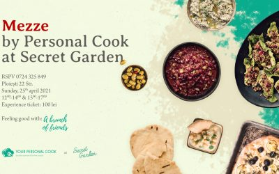 Mezze by Personal Cook @ Secret Garden