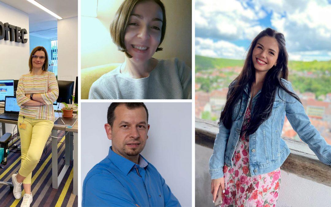 #WomenInTechnology: Cum e viața la TEC: Digital Agency pentru patru specialiști IT