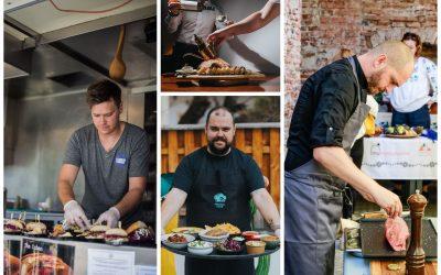 Bucătari din Cluj care îți pot oferi experiența gătitului live la tine acasă