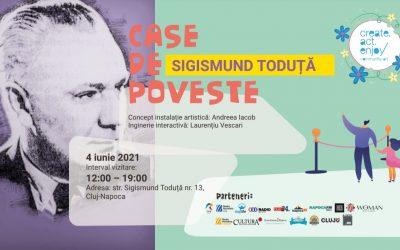 Case de Poveste   Sigismund Toduță