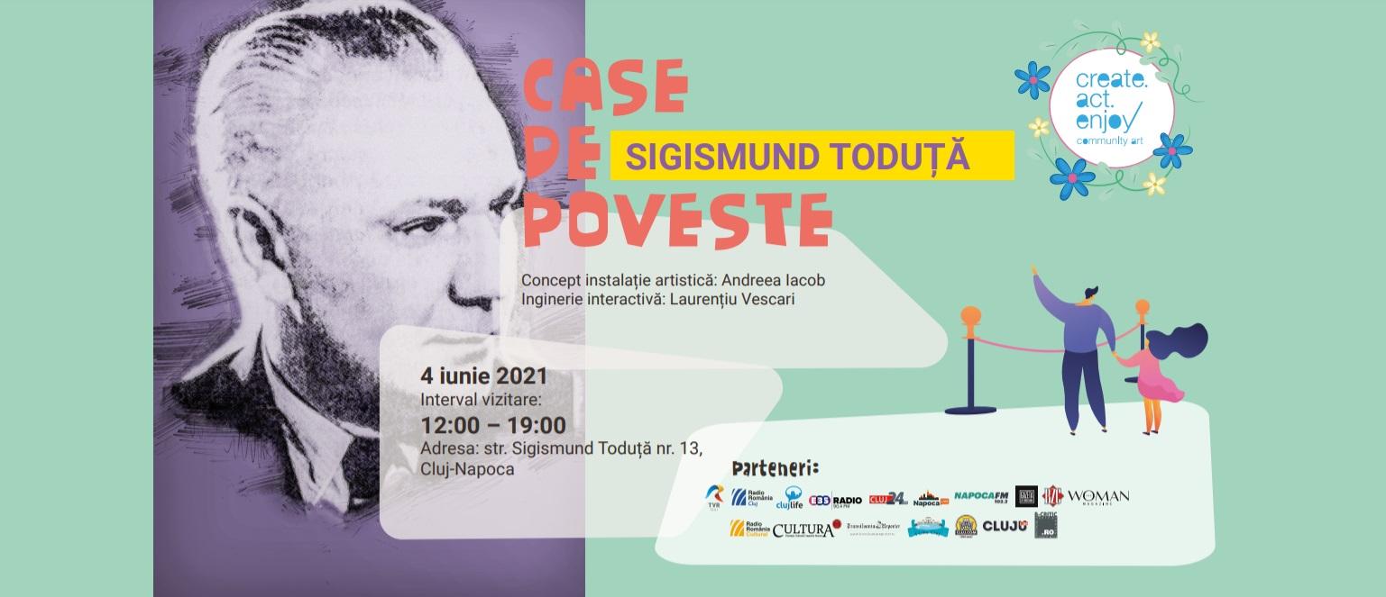 Case de Poveste | Sigismund Toduță