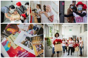 De vorbă cu echipa Create.Act.Enjoy despre cea de-a noua ediție a proiectului Terapie prin Artă