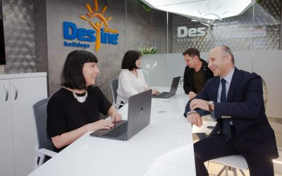 Destine Holidays deschide un nou punct de lucru, al 3-lea din țară, în incinta Platinia Shopping Center, Cluj-Napoca