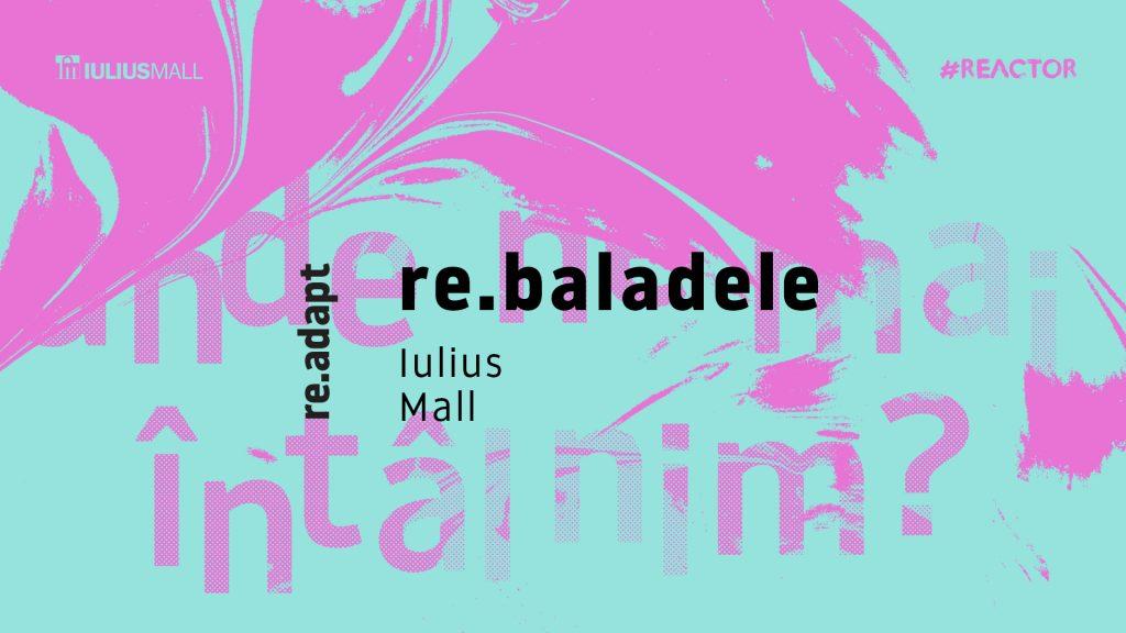 Re.baladele – instalația audio care aduce povești în Iulius Mall Cluj