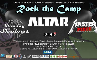 Rock the Camp | Gilau | 19 iunie