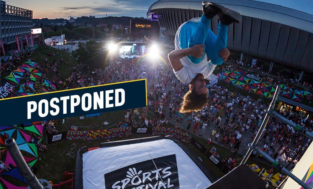 Sports Festival se reprogramează pe 2022