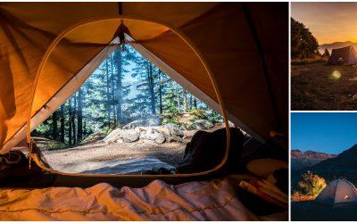 5 locuri de camping aproape de Cluj