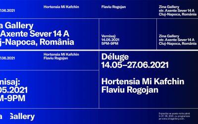 Déluge | Hortensia Mi Kafchin, Flaviu Rogojan