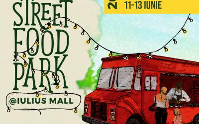 Street FOOD Park @ Iulius Mall