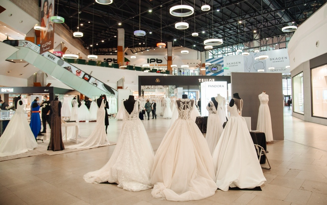 Wedding Days la Iulius Mall Cluj
