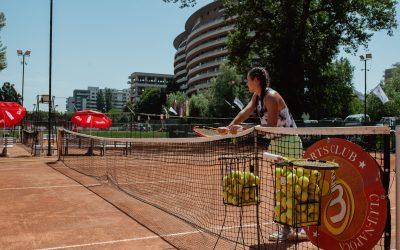 De vorbă cu Briana Szabo, cea mai tânără tenismenă în WTA Tour