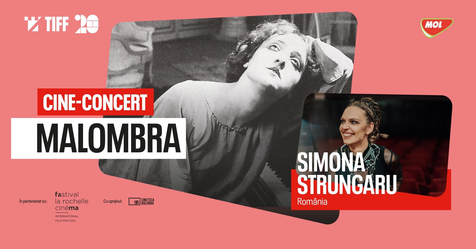 Cine-concert: Malombra by Simona Strungaru | TIFF 2021