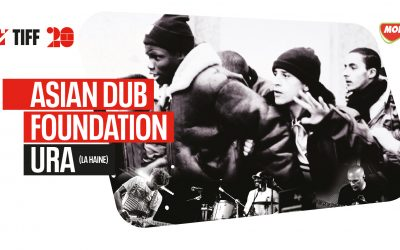 Cine-concert: Ura (La Haine) by Asian Dub Foundation (UK) | TIFF 2021