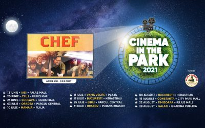 Cinema In The Park – Iulius Mall Cluj-Napoca: CHEF