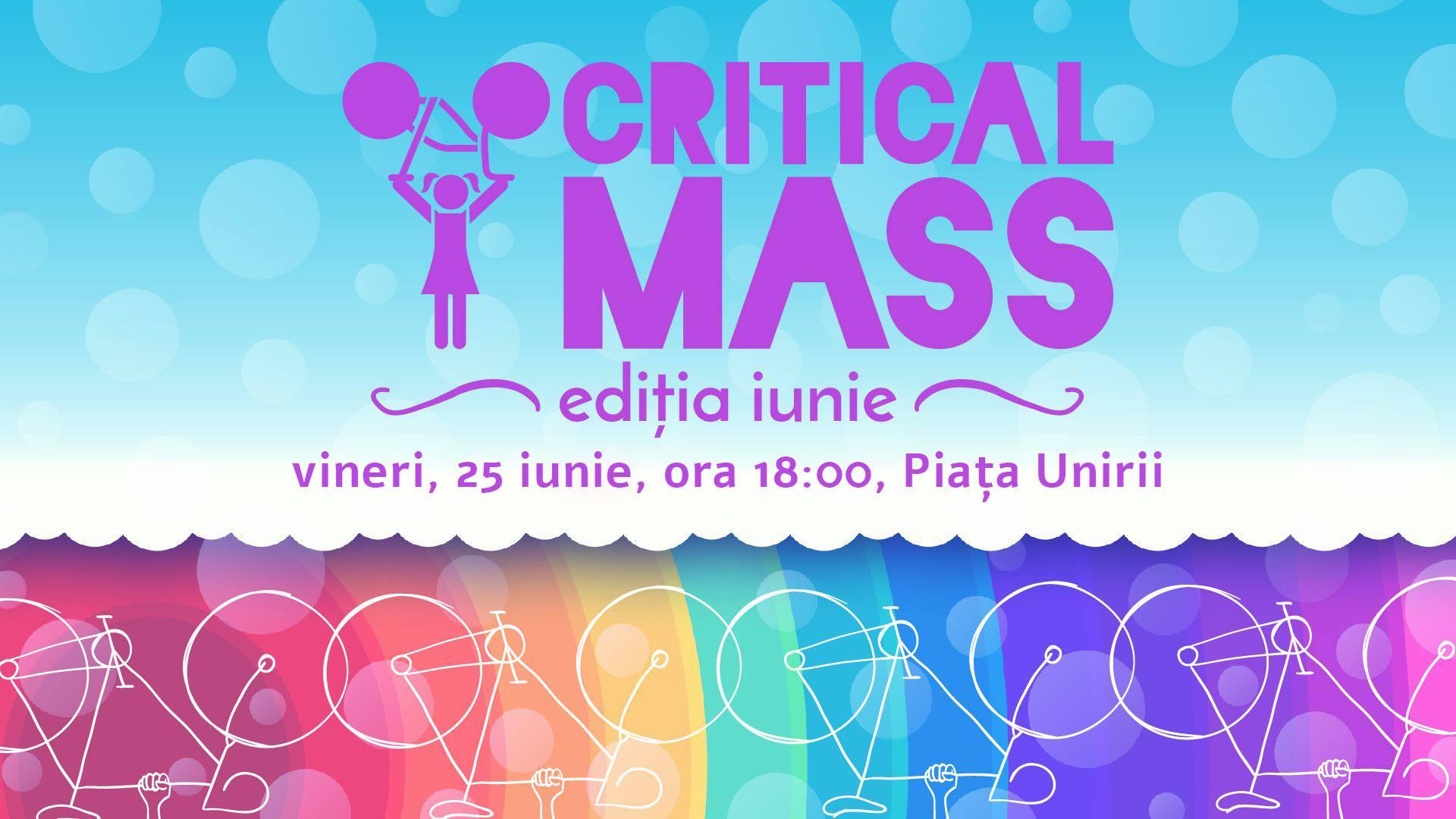 Critical Mass de iunie