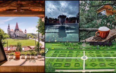 Escapade de weekend aproape de Cluj #14: Giardini di Zoe, Cetatea Devei, Castelul Corvinilor