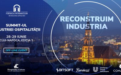 Summit-ul Industriei Ospitalității