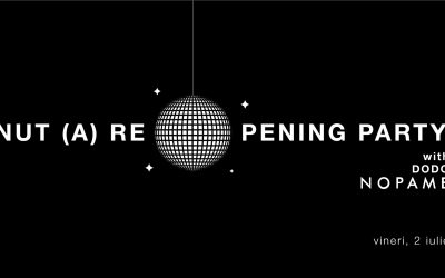 Nut (a) reopening party
