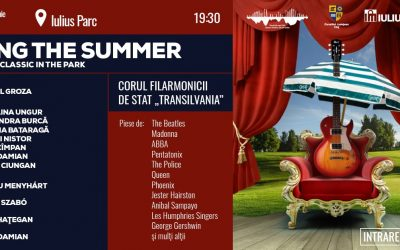 Sing the Summer (Seria Classic in the Park)