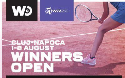 Pregătiri intense pentru Winners Open WTA 250