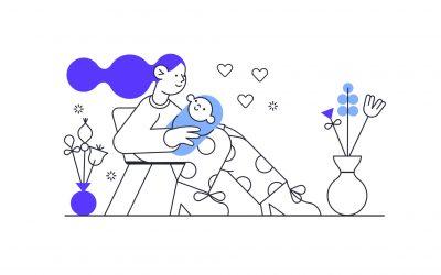 Cum e să trăiești ca mamă în Cluj