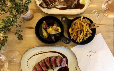 Cum a fost la… cină la Restaurant NATIV