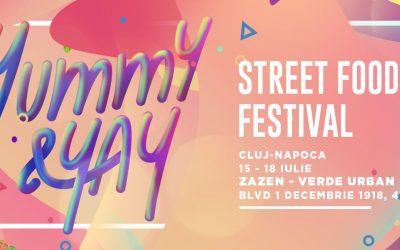 Street FOOD Festival revine în Cluj-Napoca