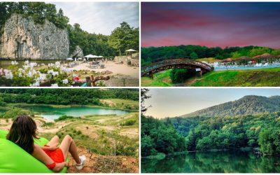 5 locuri unde poți face plajă aproape de Cluj