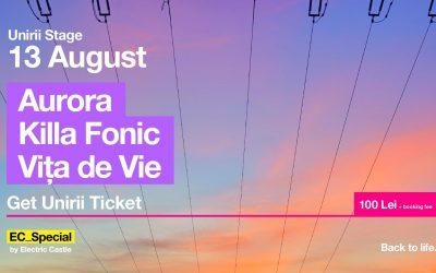 Aurora/ Killa Fonic / Vița de Vie @ EC_Special