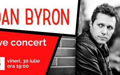 Concert Dan Byron // L'Autre Café