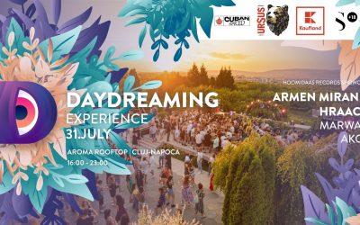 Daydreaming w/ Armen Miran & Hraach in Cluj