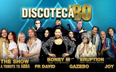 DISCOTECA '80 confirmă organizarea ediției a 4-a în 18 septembrie 2021