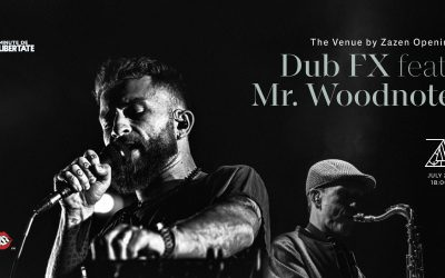 The Venue Opening: Dub FX feat. Mr. Woodnote