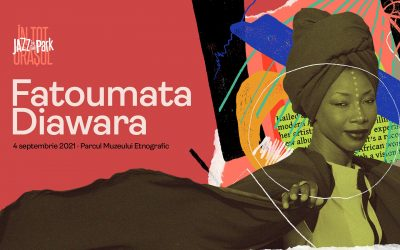 Fatoumata Diawara @ Jazz in the Park 2021