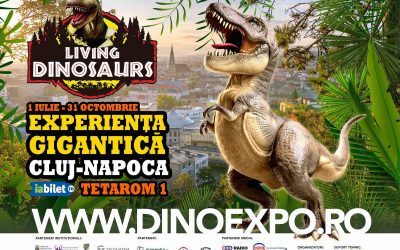 Living Dinosaurs Experience