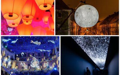 Modul în care instalațiile de lumină transformă orașele și spațiile publice