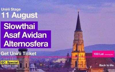 Slowthai / Asaf Avidan / Alternosfera @ EC_Special