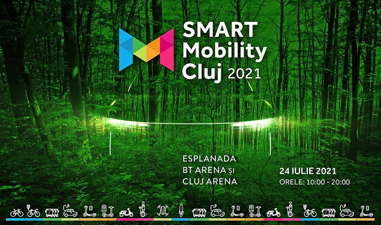 Smart Mobility Cluj 2021