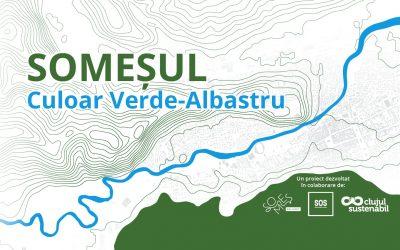 3 organizații din Cluj propun cel mai mare spațiu public din România, de-a lungul Someșului