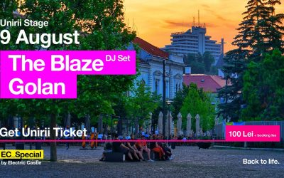 The Blaze DJset / Golan @ EC_Special