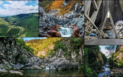 Escapade de weekend #17: Cascada Ciucaș
