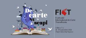 Cea de-a VII-a ediție a Festivalului Internațional de Carte Transilvania va avea loc în septembrie