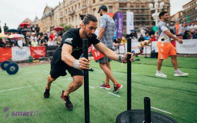 Ce trebuie să știi înainte de a începe un program de CrossFit? Interviu cu Sergiu Toth, co-fondator SmartMove CrossFit