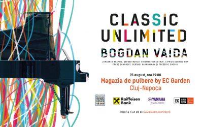 Classic Unlimited – Magazia de pulbere by EC Garden