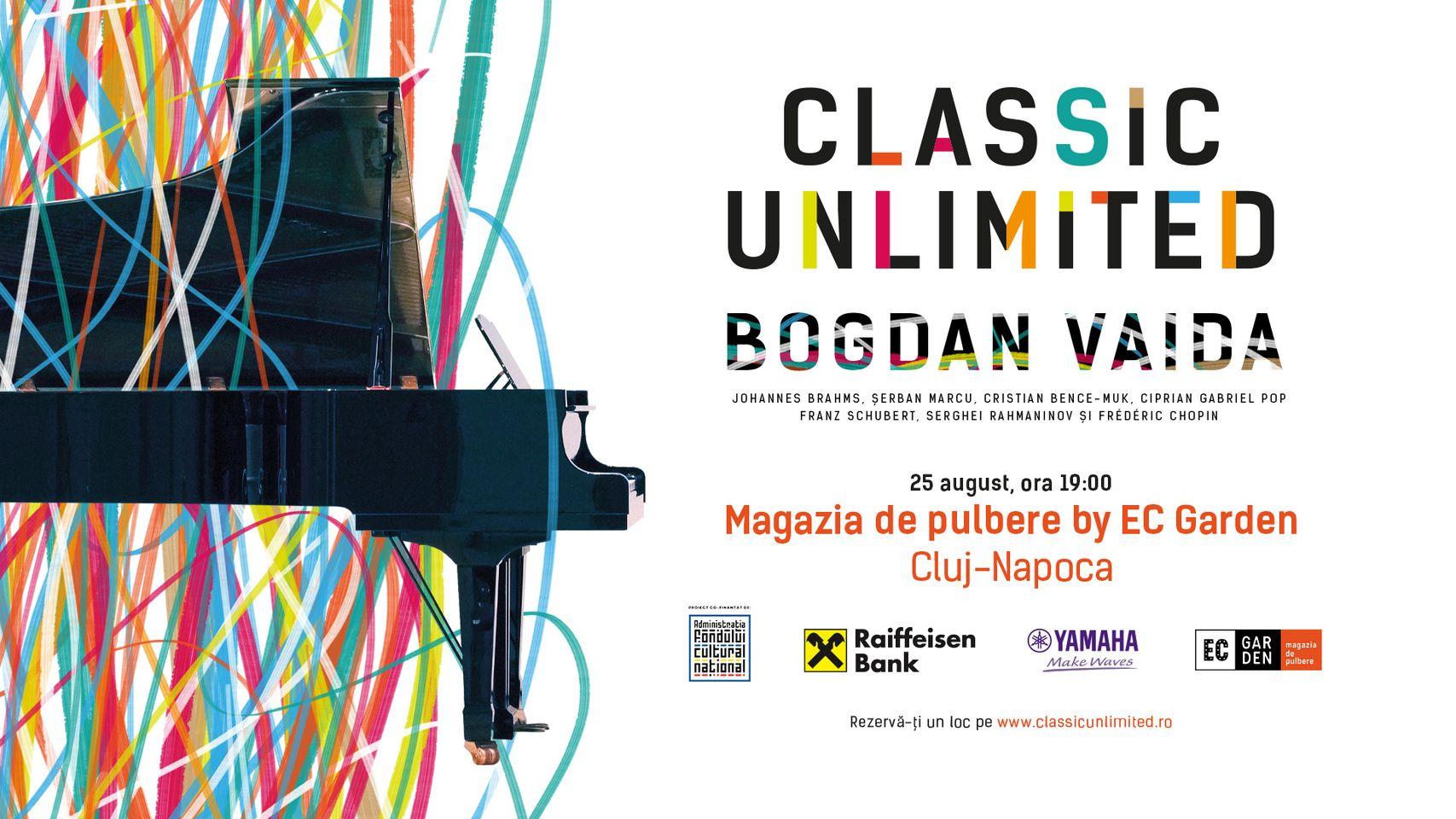 Classic Unlimited - Magazia de pulbere by EC Garden