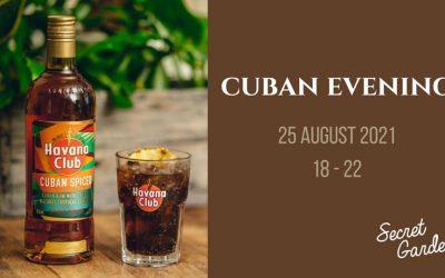 Cuban Evening @ Secret Garden