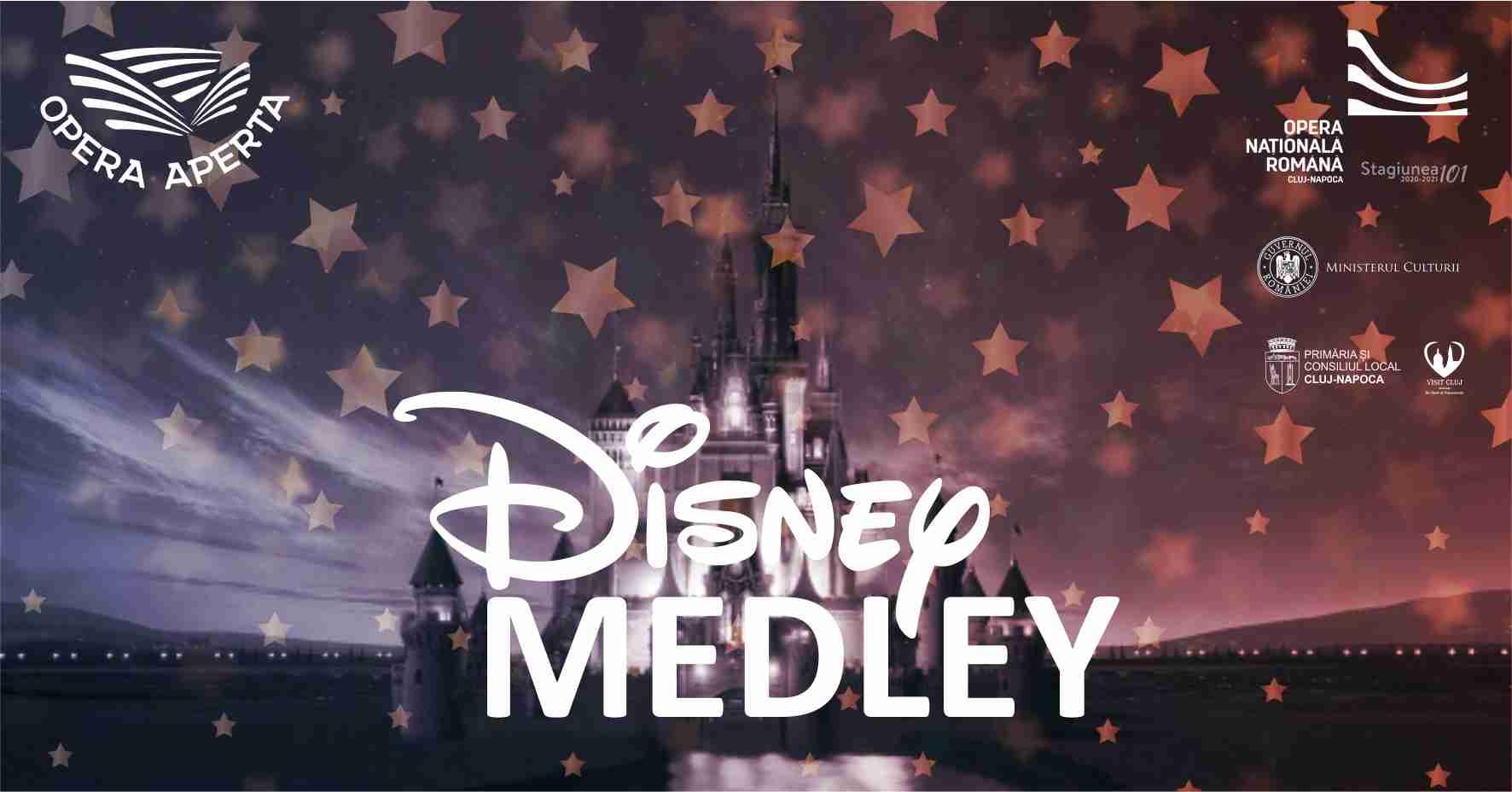 Disney Medley @ Opera Aperta 2021