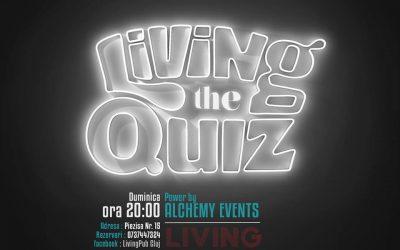 Living the Quiz @ LivingPub Cluj