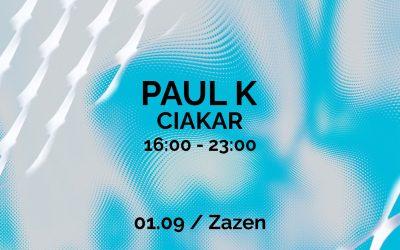 Paul K / Ciakar in the backyard
