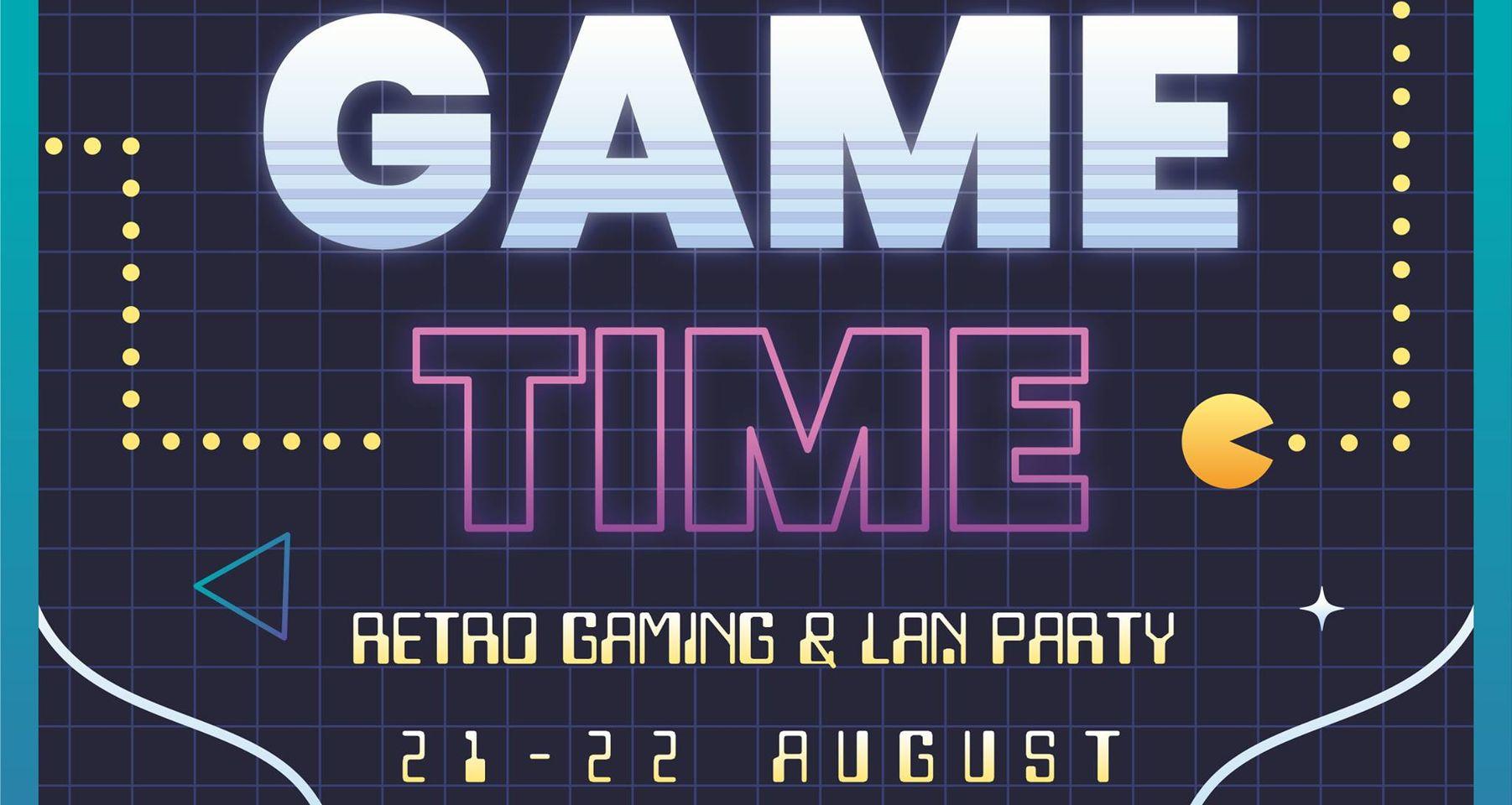 Retro gaming & LAN Party